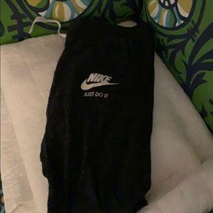 Nike cape joggers
